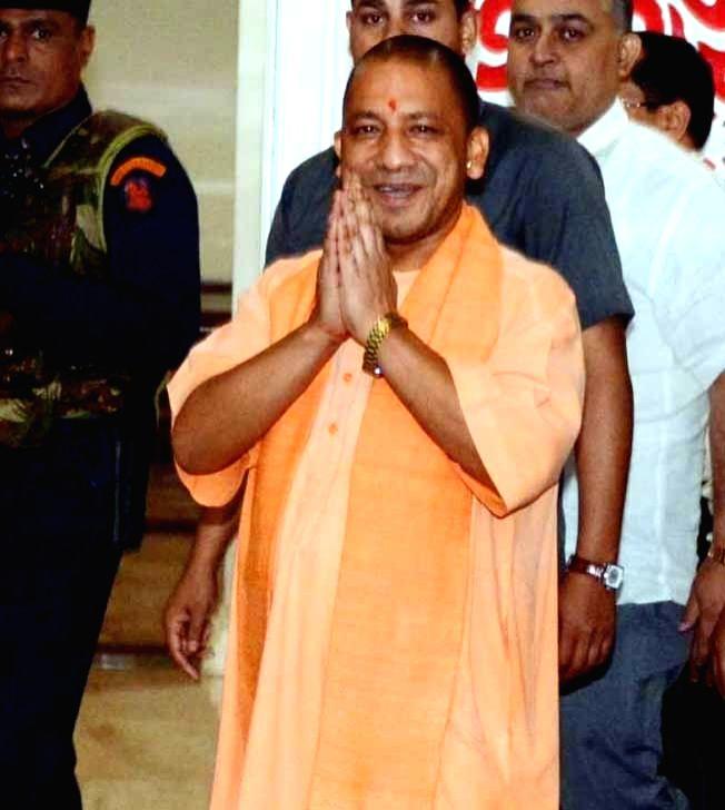 Uttar Pradesh Chief Minister Yogi Adityanath. (File Photo: IANS) - Yogi Adityanath