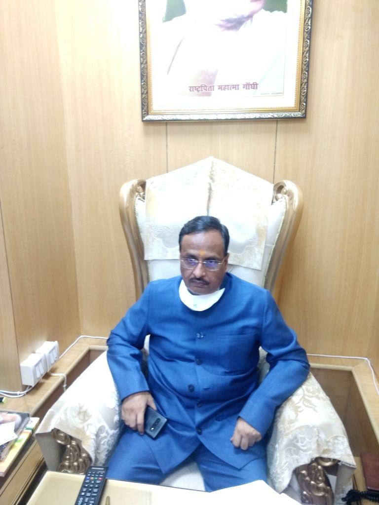 Uttar Pradesh Deputy Chief Minister Dr. Dinesh Sharma. - Dinesh Sharma