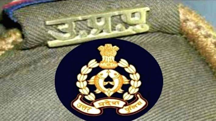 Uttar Pradesh Police.
