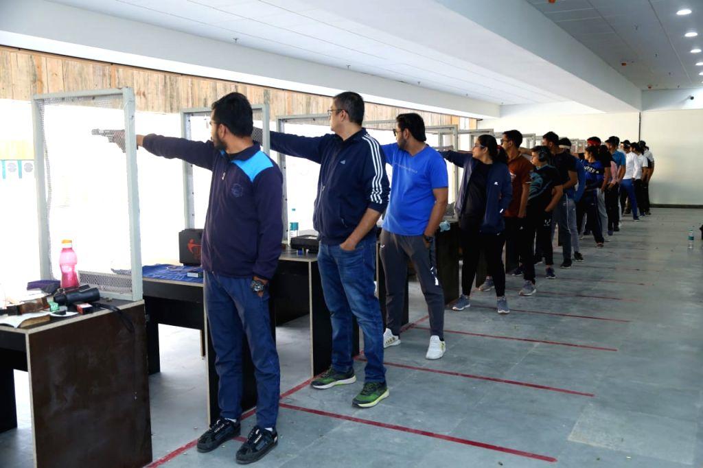Uttar Pradesh shooting event attracts big response.