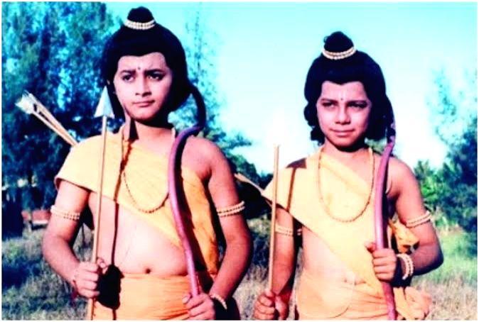 Uttar Ramayan' back on TV.