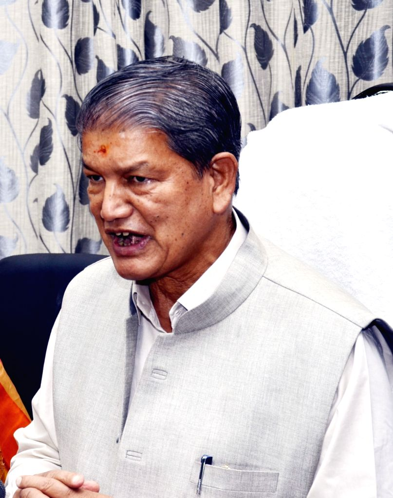 Uttarakhand Chief Minister Harish Rawat. (File Photo: IANS) - Harish Rawat