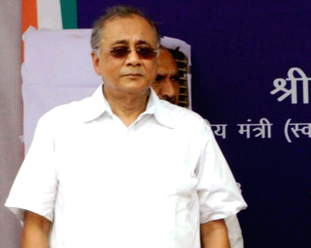V. Kishore Chandra Deo. (File Photo: IANS)