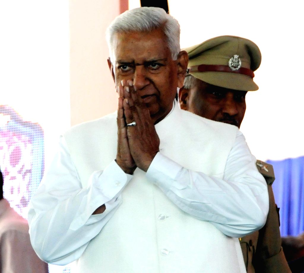 Vajubhai Vala. (File Photo: IANS)