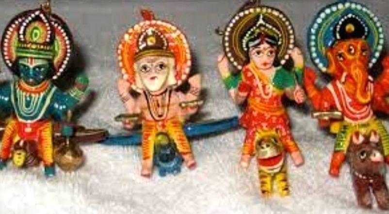 Varanasi toys.