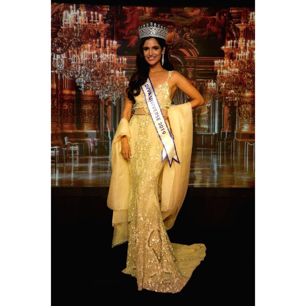 Vartika Singh, Winner of Miss Diva Universe 2019, who will represent India at Miss Universe 2019 (Source: missdivaorg/Instagram) - Vartika Singh