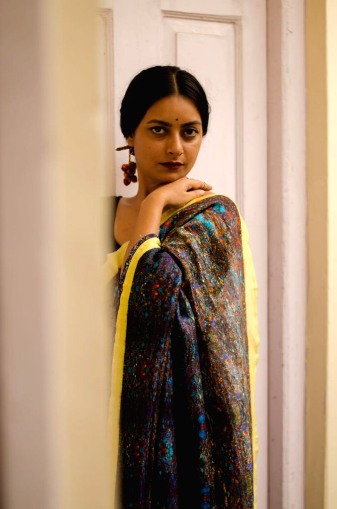 Vartika Tiwari opens up about battling insecurity during lockdown.