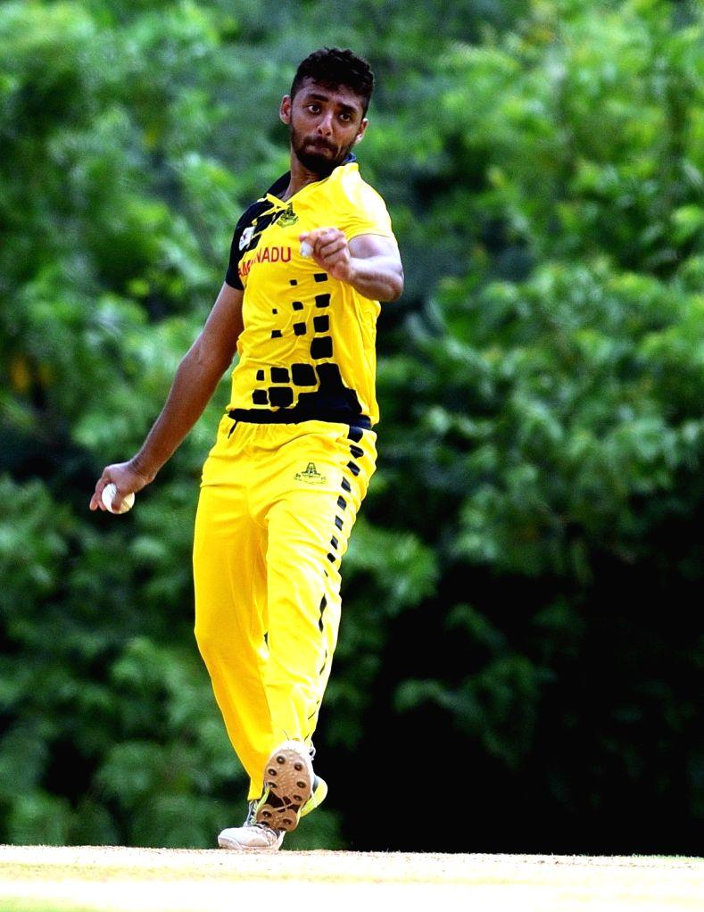 Varun Chakravarthy. (File Photo: IANS)