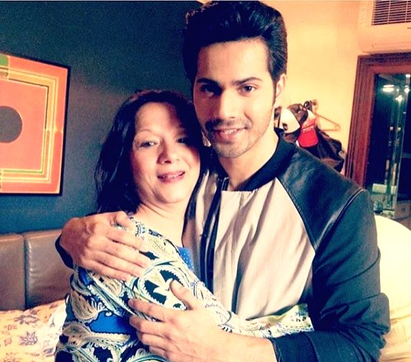 Varun Dhawan's 'masi' no more, actor expresses grief.
