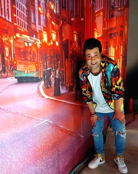 Varun Sharma's solution for not being able to fly abroad. - Varun Sharma