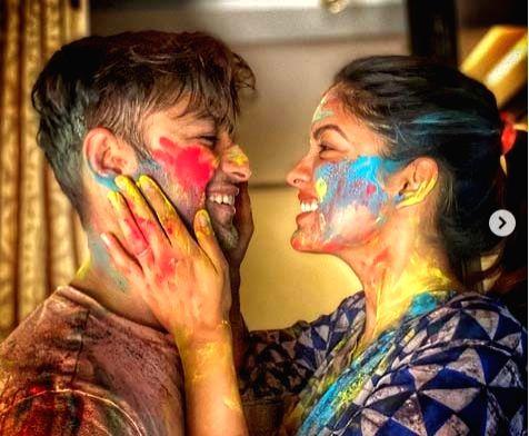 Vatsal Sheth, Ishita Dutta to get romantic in new music video.