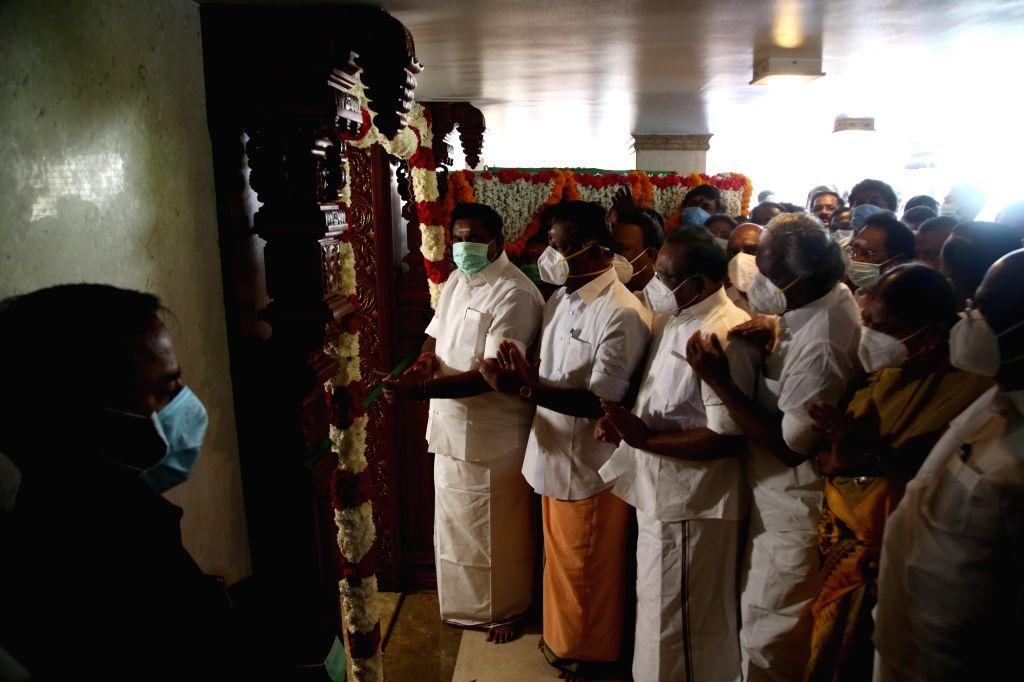 Veda Nilayam,residence of former CM Jayalalitha opens as a memorial in Chennai on 28 January 2021