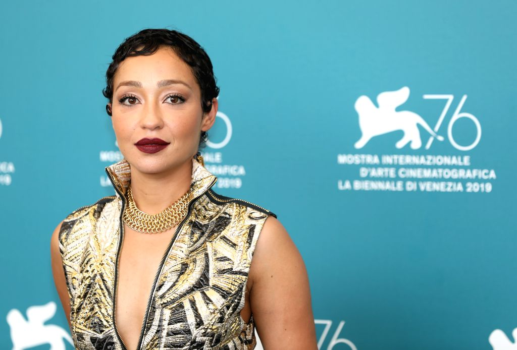 "VENICE, Aug. 29, 2019 - Actress Ruth Negga attends a photocall for the film ""Ad Astra"" during the 76th Venice International Film Festival in Venice, Italy, on Aug. 29, 2019. - Ruth Negga"