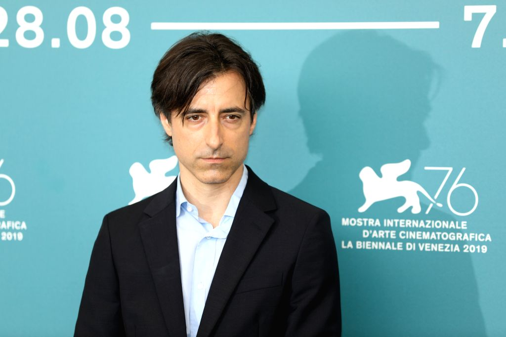 "VENICE, Aug. 29, 2019 - Director Noah Baumbach attends a photocall for the film ""Marriage Story"" during the 76th Venice International Film Festival in Venice, Italy, on Aug. 29, 2019."