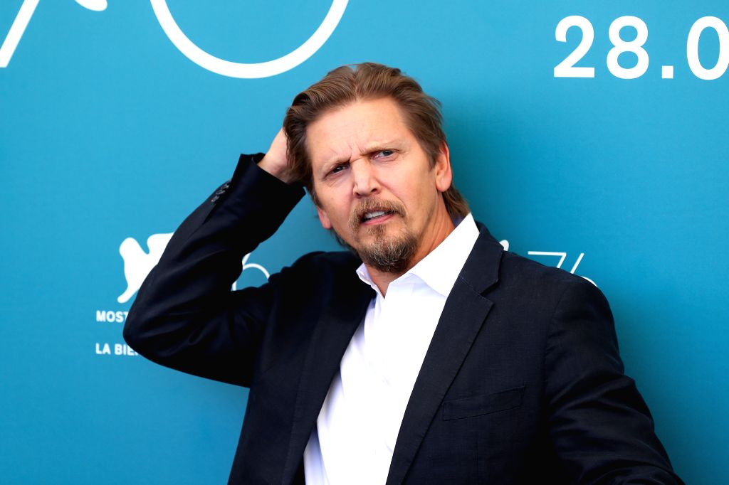 "VENICE, Sept. 3, 2019 - Actor Barry Pepper attends a photocall for the film ""The Painted Bird"" during the 76th Venice Film Festival in Venice, Italy, on Sept. 3, 2019. - Barry Pepper"