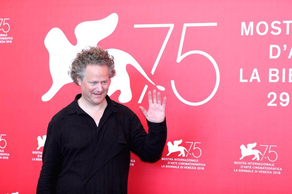 "VENICE, Sept. 4, 2018 - Director Florian Henckel von Donnersmarck attends ""Werk Ohne Autor"" photocall during the 75th Venice International Film Festival in Venice, Italy, Sept. 4, 2018."
