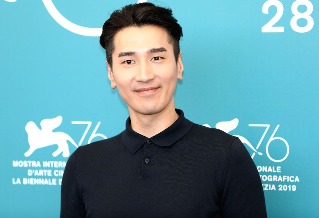 "VENICE, Sept. 5, 2019 - Chinese actor Mark Chao attends a photocall for the film ""Saturday Fiction"" at the 76th Venice Film Festival in Venice, Italy, Sept. 4, 2019. Chinese film ... - Mark Chao"