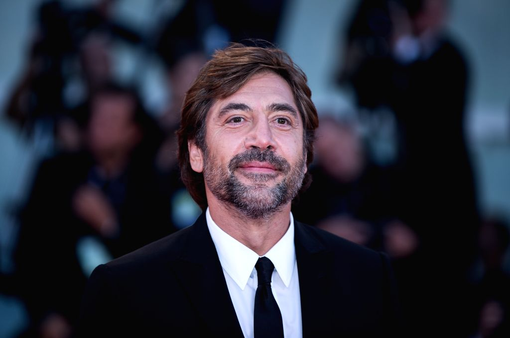 "VENICE, Sept. 6, 2017 - Actor Javier Bardem attends the premiere of the movie ""Mother!"" at the 74th Venice Film Festival in Venice, Italy, Sept. 5, 2017. - Javier Bardem"