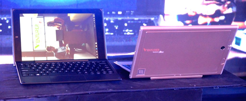 Venturer LapTAB launched in India.