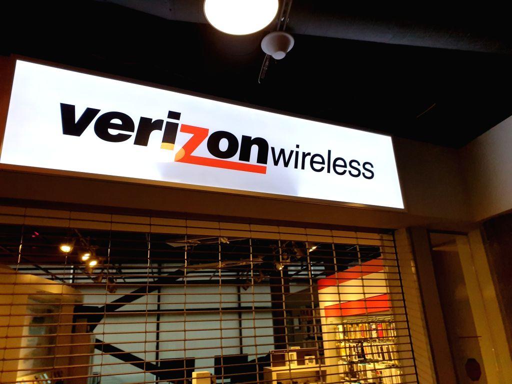 Verizon Wireless. (File Photo: IANS)