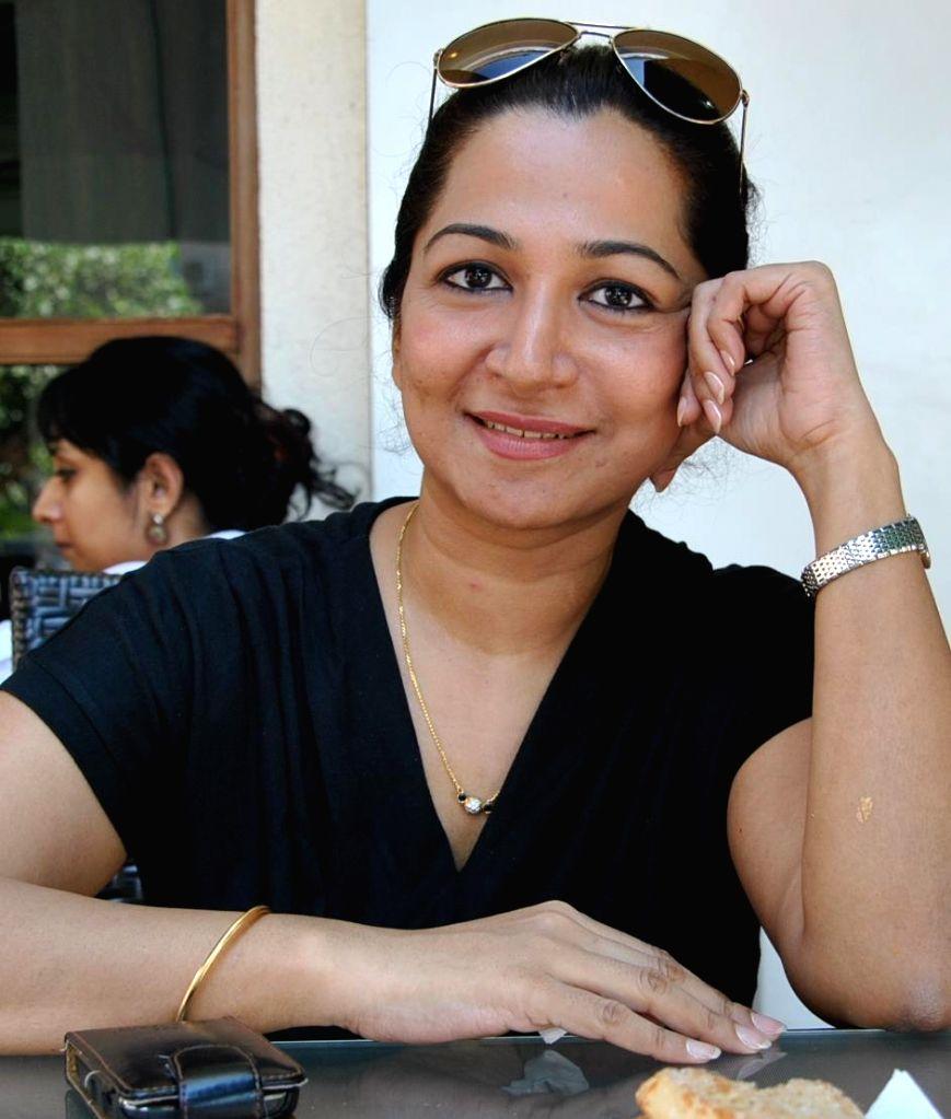 Versatile and prodigious author Kiran Manral