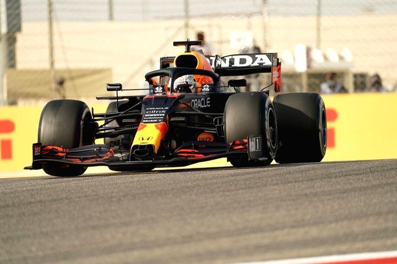 Verstappen takes brilliant pole position for Bahrain GP.(Credit: DPA)
