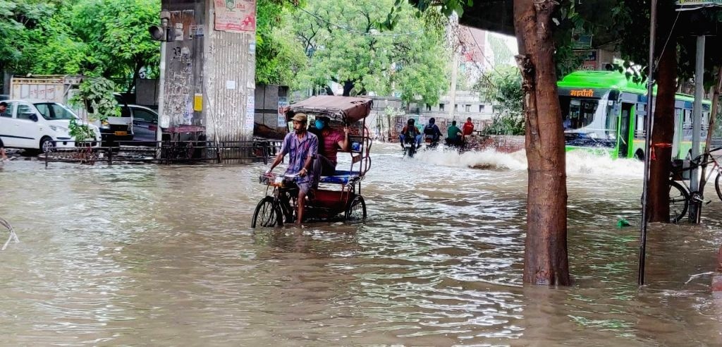 Very heavy rains batter Delhi-NCR, northwest India