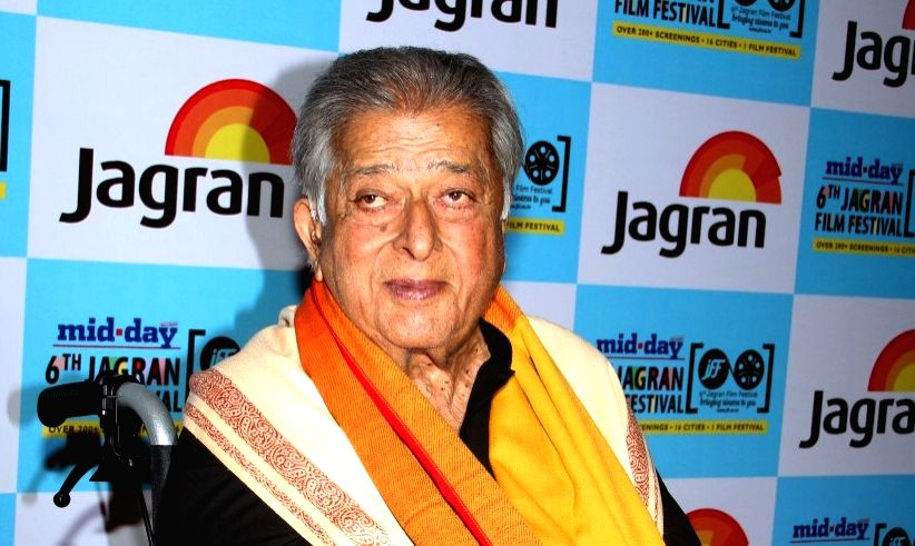 Veteran actor-producer Shashi Kapoor who died at a Mumbai hospital in Dec 4, 2017. He was 79. - Shashi Kapoor