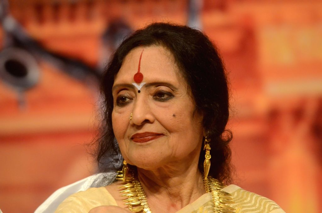 Veteran actress Vyjayanthimala. (File Photo: IANS) - Vyjayanthimal