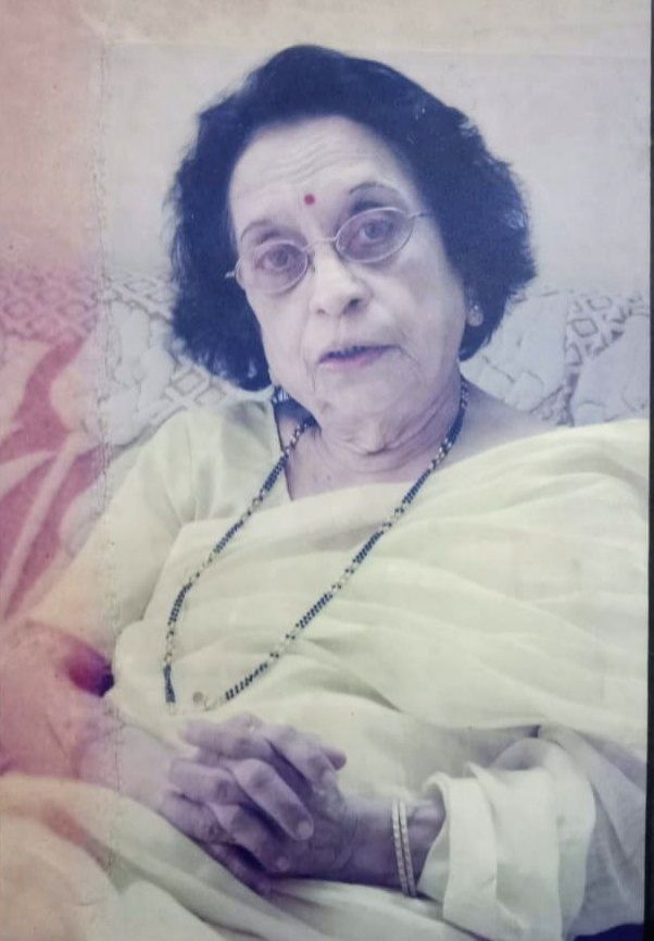Veteran Communist leader Roza Deshpande, ex-MP, died in Mumbai, aged 91, on Sep 19, 2020. (File Photo: IANS)