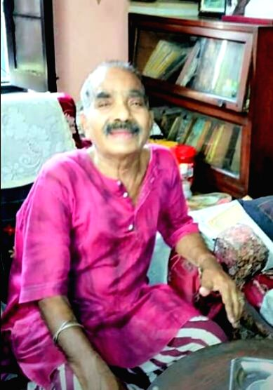 Veteran mountaineer Amulya Sen, who died at his south Kolkata residence following a cardiac arrest on 31st May, 2019.