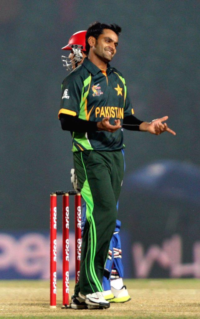 Veteran Pakistan all-rounder Mohammad Hafeez