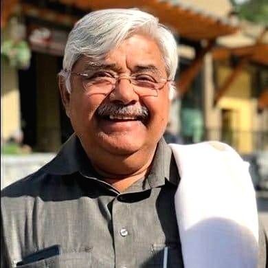 VHP president Alok Kumar advocate. - Alok Kumar