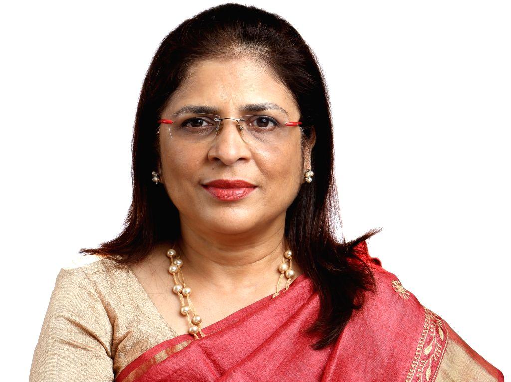 Vibha Padalkar, Managing Director & Chief Executive Officer.