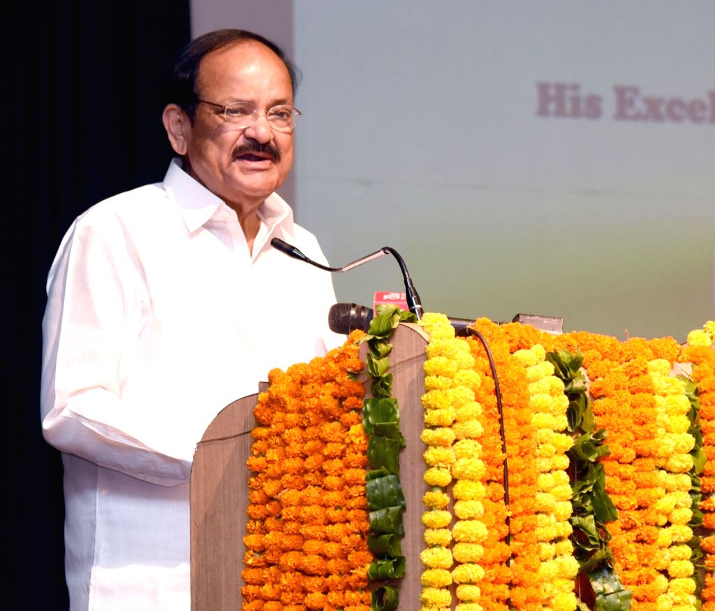 Vice President M. Venkaiah Naidu addresses the IAS Officers of 2016 batch posted as Assistant Secretaries in Government of India at Civil Services Officers' Institute, in New Delhi on ... - M. Venkaiah Naidu