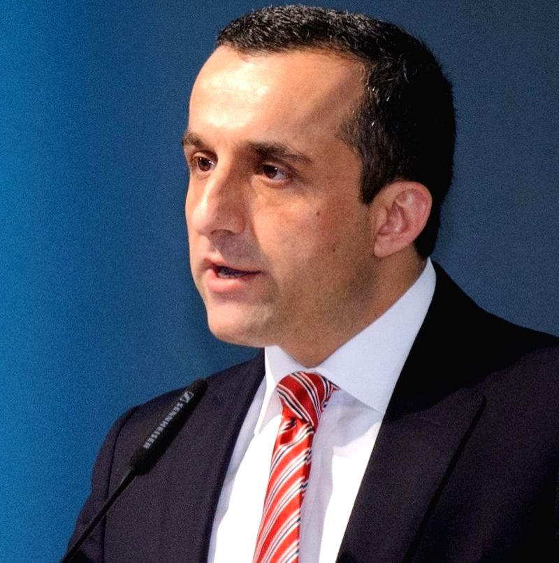 Vice President of Afghanistan Amrullah Saleh.(Photo: wikipedia)