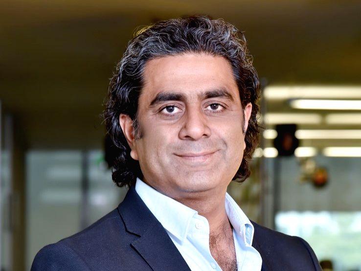Vickram Bedi, Senior Director, Personal Systems, HP Inc. India. - Vickram Bedi