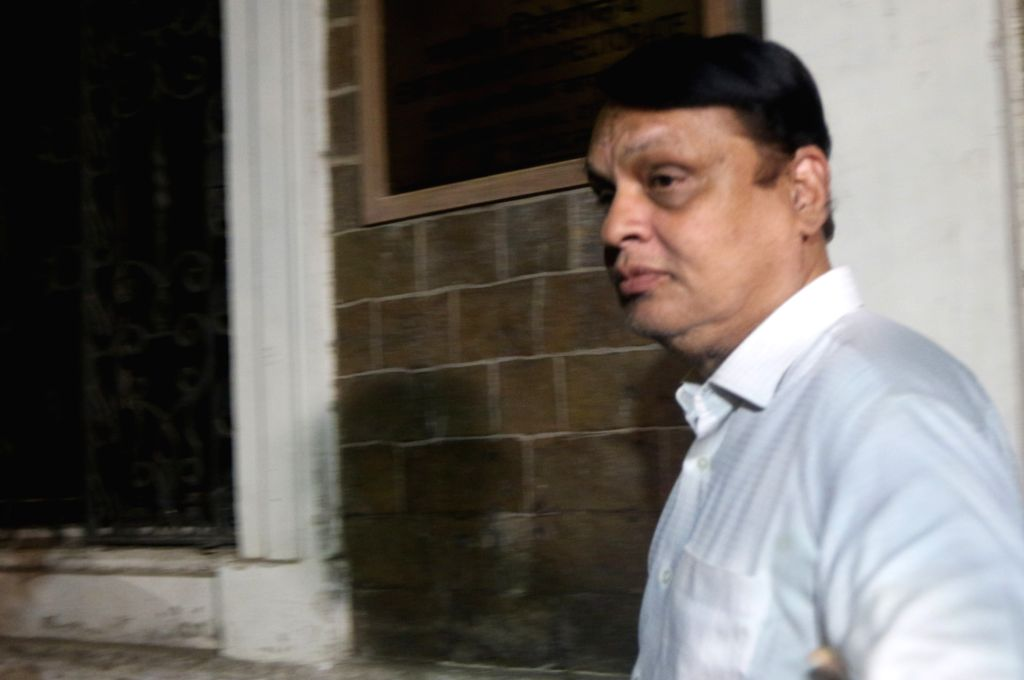 Videocon Group Chairman Venugopal Dhoot at Enforcement Directorate (ED) head office in Mumbai, on March 3, 2019. The Enforcement Directorate (ED) on Saturday questioned former ICICI Bank CEO ...