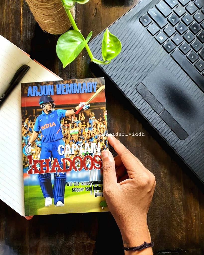 Vidhya A Thakkar- @reader_viddh Mumbai-based Vidya is a book blogger, reviewer and a marketing strategist.