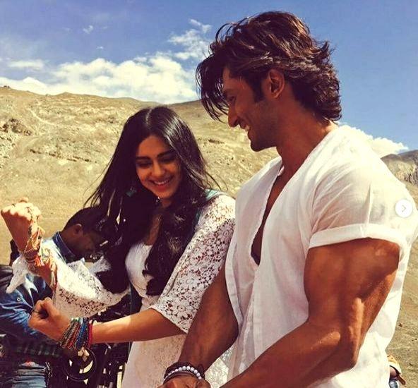 Vidyut Jammwal, Adah Sharma 'just friends'? Not at all, says the actor. - Adah Sharma