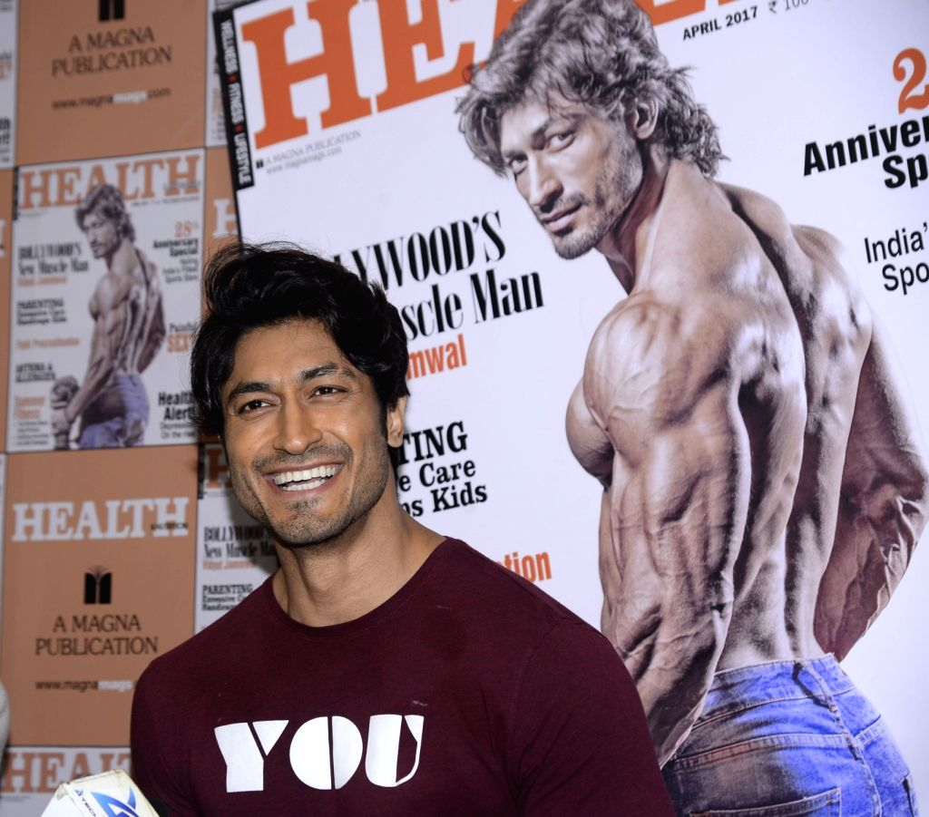Vidyut Jammwal. (Photo: IANS)