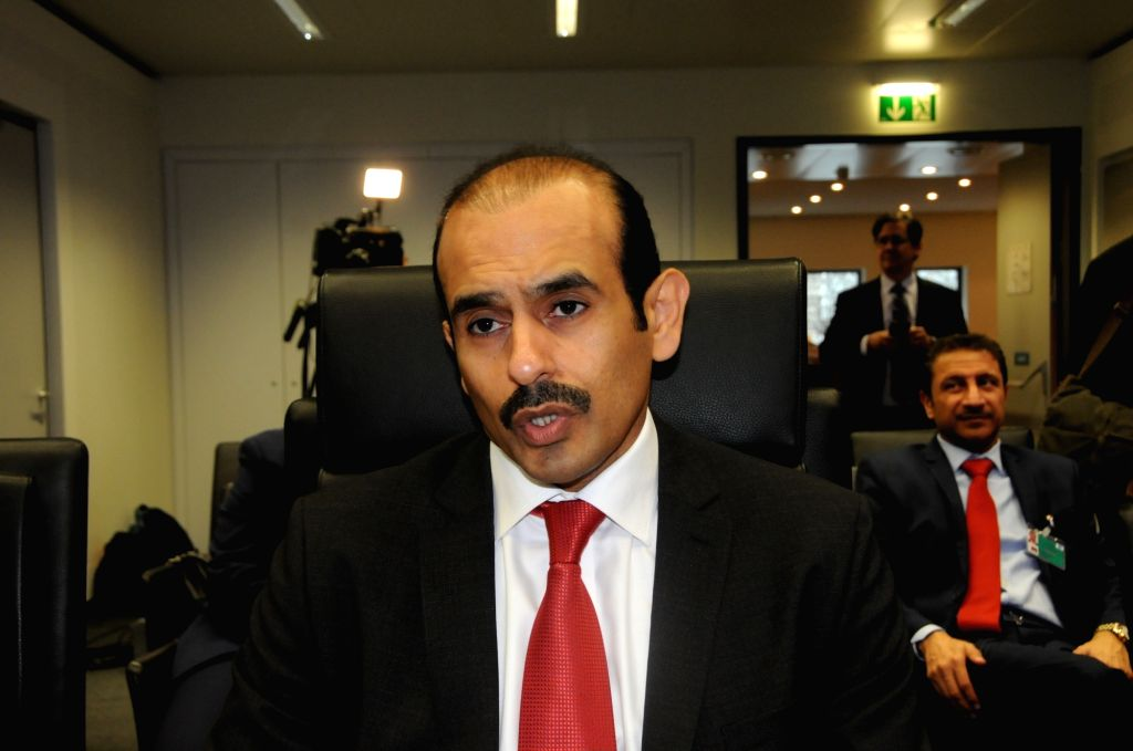 VIENNA, Dec. 7, 2018 - Qatar's Minister of State for Energy Affairs Saad bin Sherida al-Kaabi attends the opening ceremony of a meeting of the Organisation of the Petroleum Exporting Countries (OPEC) ...