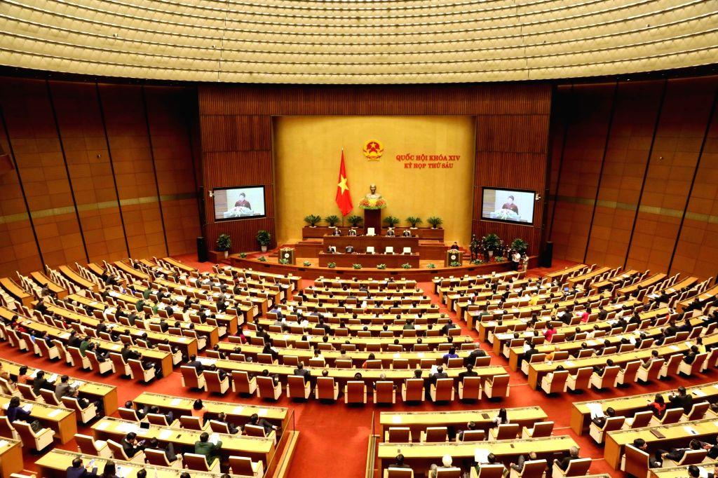 Vietnam ratifies free trade agreement with EU