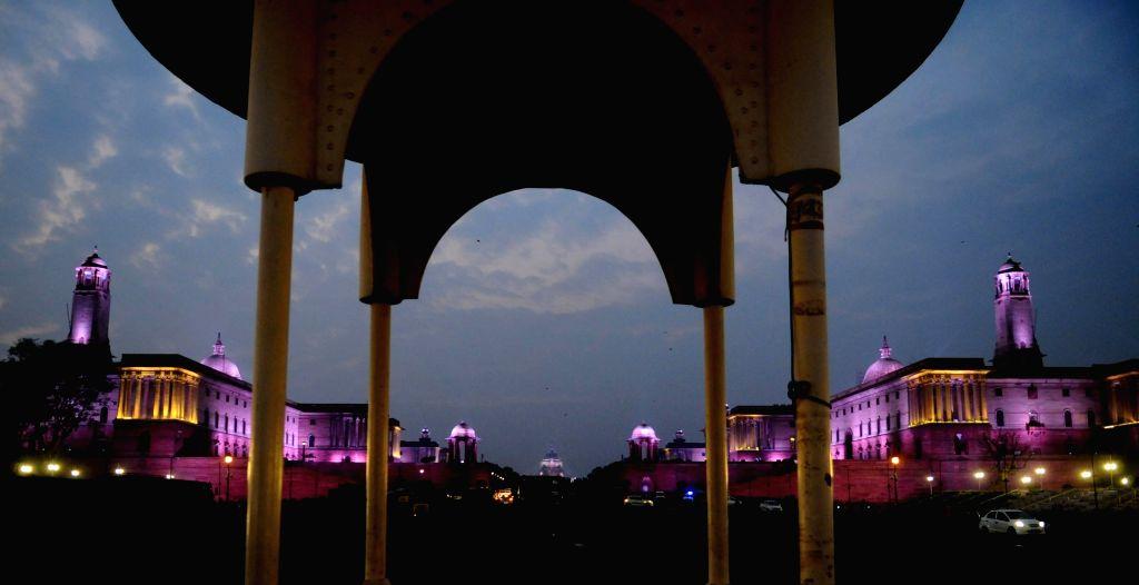 Vijay Chowk. (Photo: IANS)