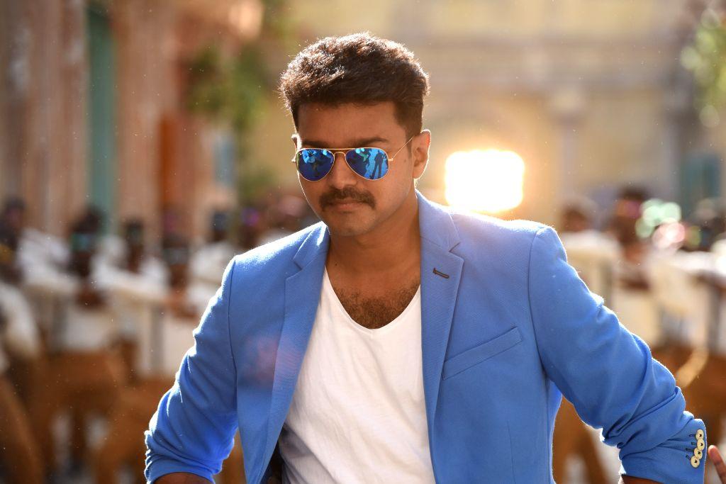 Vijay from Theri