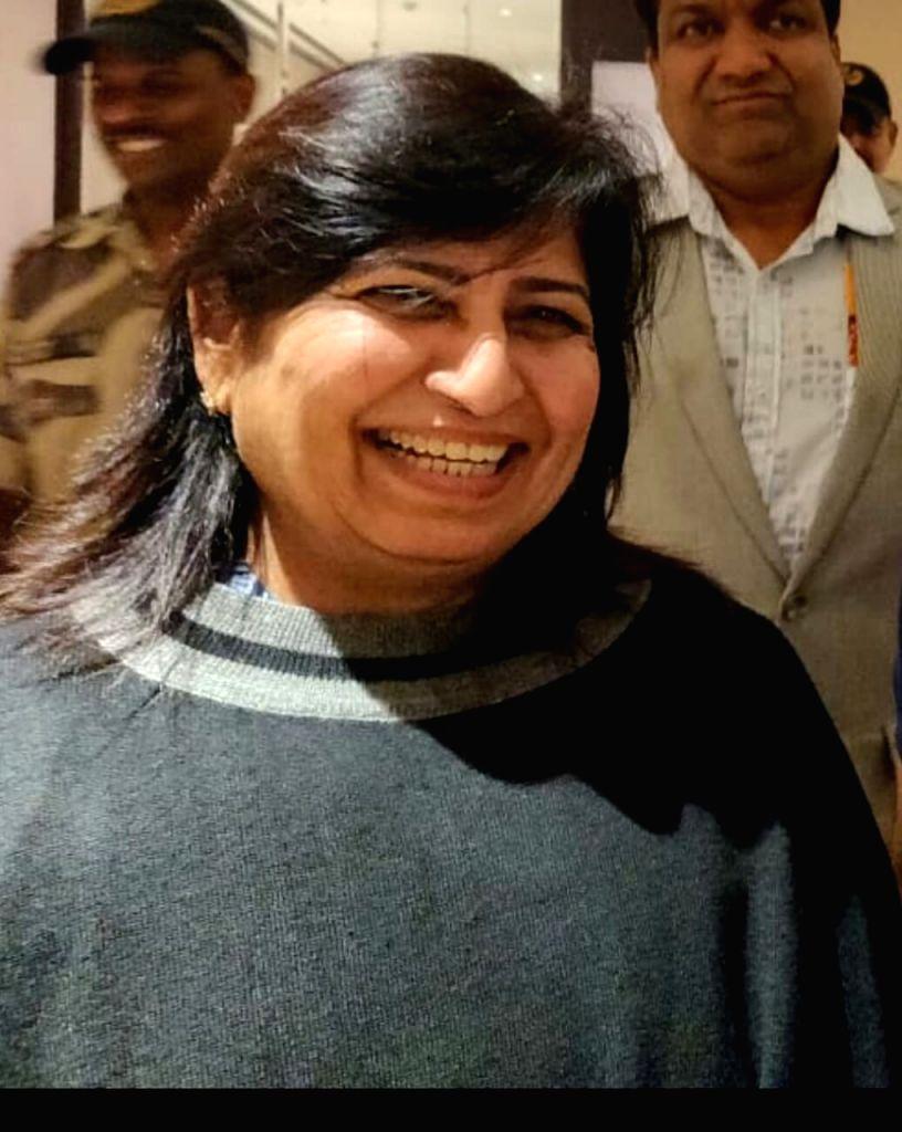 Vijay Laxmi Sadho.