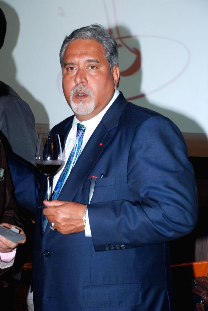 Vijay Mallya at Sopexa Aperitif French event at Novotol Hotel in Mumbai.