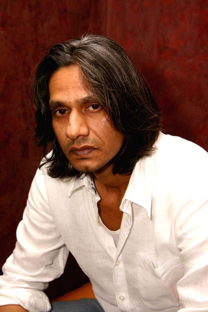"Vijay Raaz at the special screening of film ""Barah Aana"" , in New Delhi on Tuesday 17 March 2009."