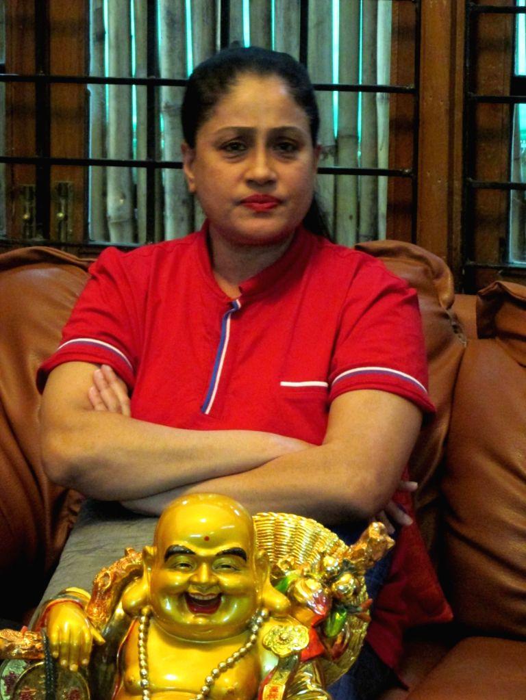 Vijaya Shanti.