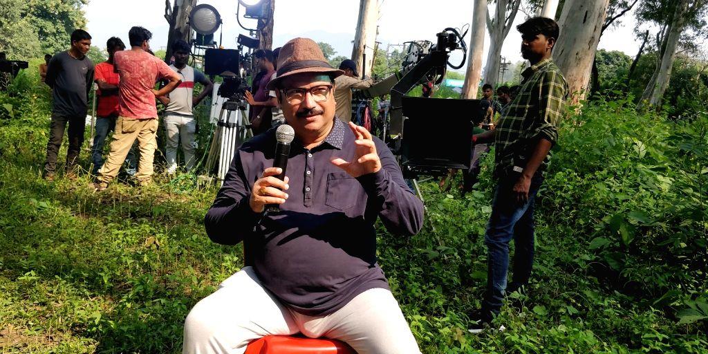 Vikas Kapoor on being 'God's own writer'. - Vikas Kapoor